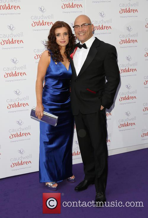 Anne-marie Sterpini and Greg Wallace 2