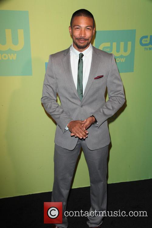 CW Upfronts arrivals