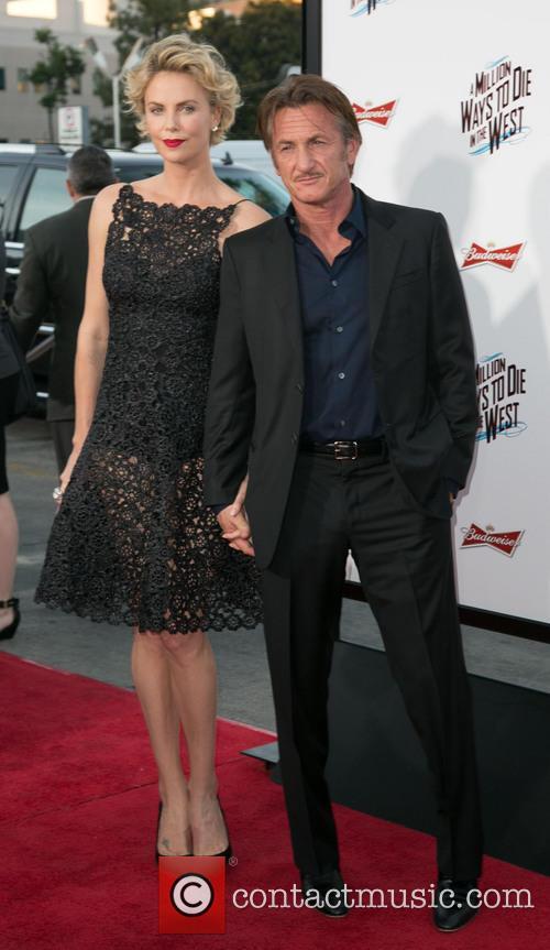 Charlize Theron, Sean Penn, Regency Village Theater in Westwood
