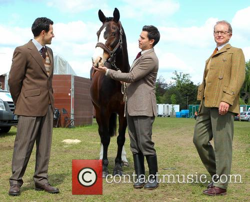 Lee Latchford-evans, Oliver Mellor and Mark Curry 1