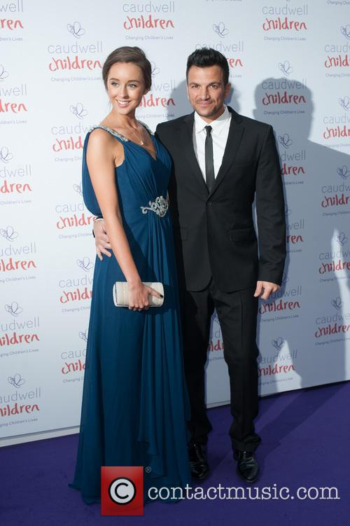 Peter Andre, Emily Macdonagh, Grosvenor House
