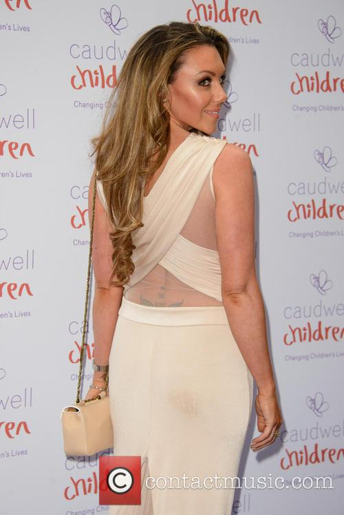 michelle heaton caudwell children butterfly ball 2014 4197033