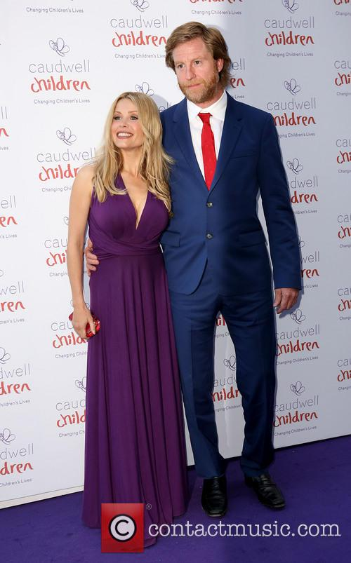 Melinda Messenger and Warren Smith