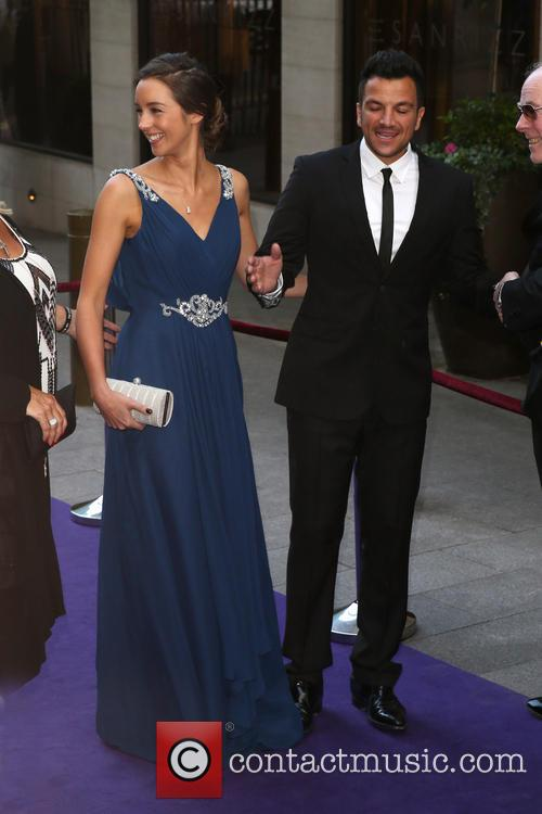 Peter Andre and Emily MacDonagh 11