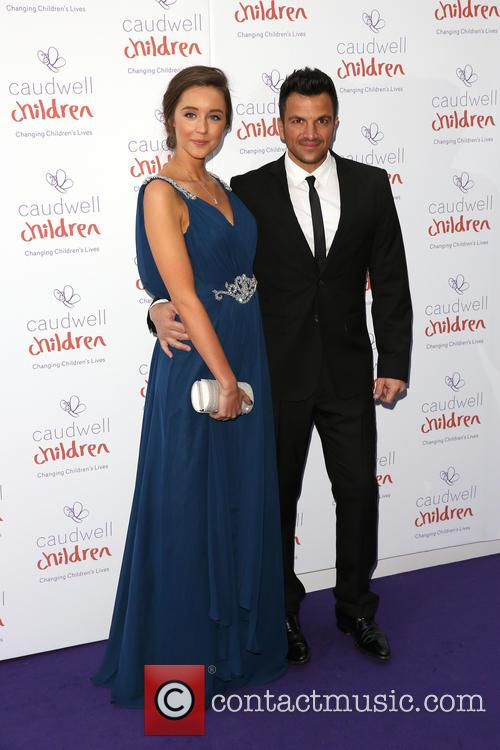 Peter Andre and Emily MacDonagh 13