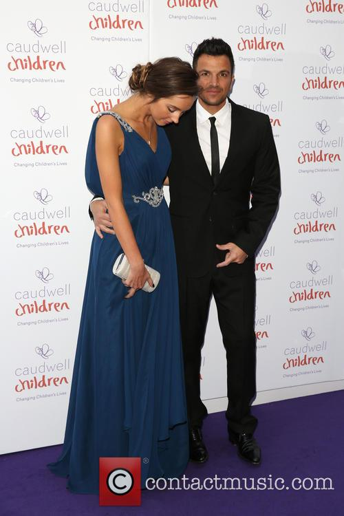 Peter Andre and Emily MacDonagh 14