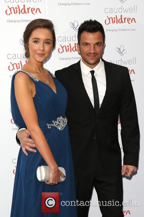 Peter Andre and Emily MacDonagh 15