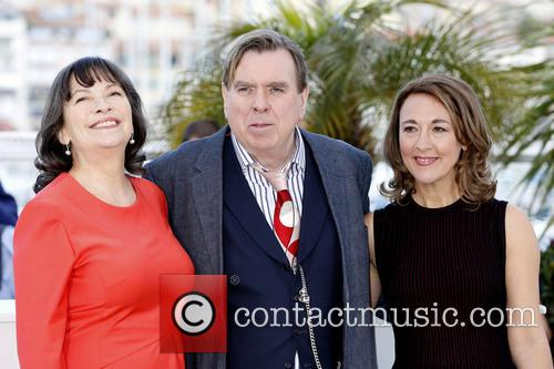 Marion Bailey, Timothy Spall and Dorothy Atkinson 8