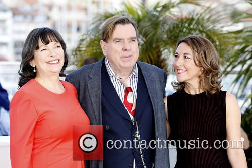 Marion Bailey, Timothy Spall and Dorothy Atkinson 10