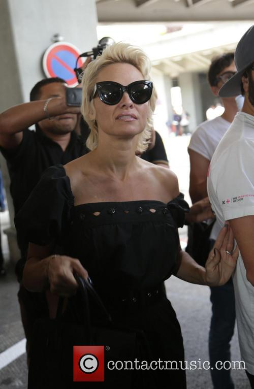 Pamela Anderson and Rick Salomon 4