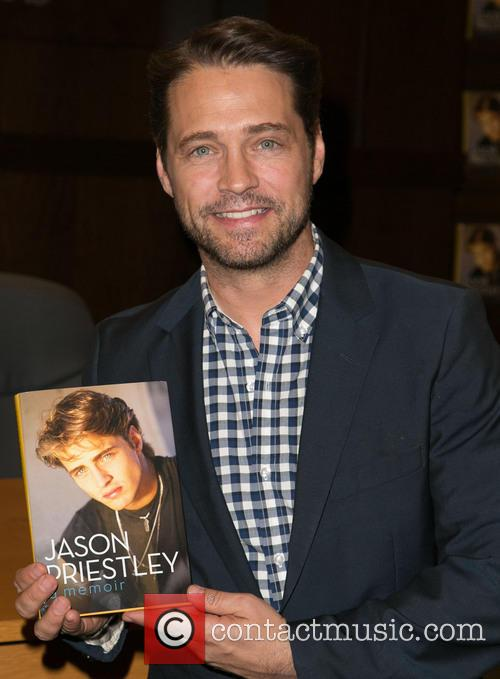 Jason Priestley and Jason Priestly 7