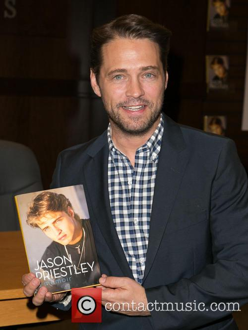 Jason Priestley and Jason Priestly 10