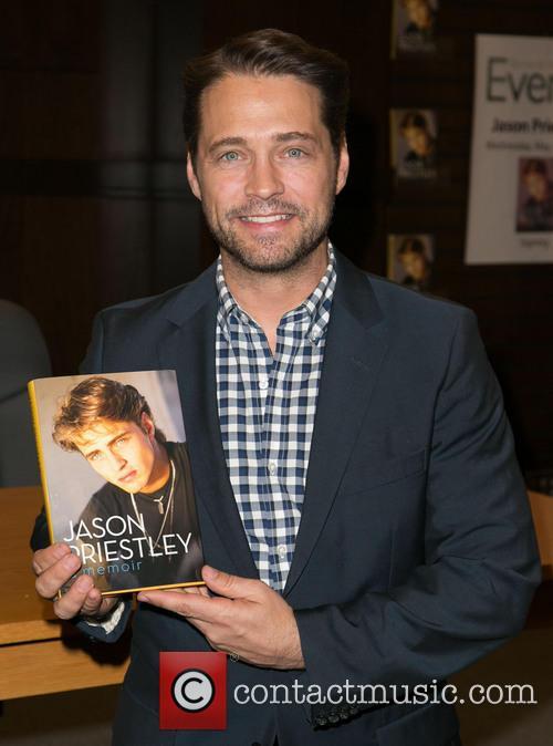 Jason Priestley and Jason Priestly 14