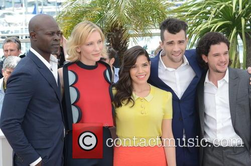 Djimon Hounsou, Cate Blanchett, America Ferrera, Jay Baruchel and Kit Harrington 3