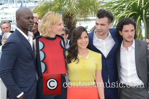 Djimon Hounsou, Cate Blanchett, America Ferrera, Jay Baruchel and Kit Harrington 4