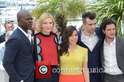 Djimon Hounsou, Cate Blanchett, America Ferrera, Jay Baruchel and Kit Harrington 5