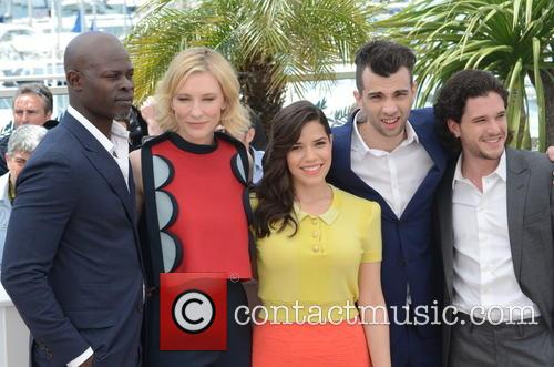 Djimon Hounsou, Cate Blanchett, America Ferrera, Jay Baruchel and Kit Harrington 7