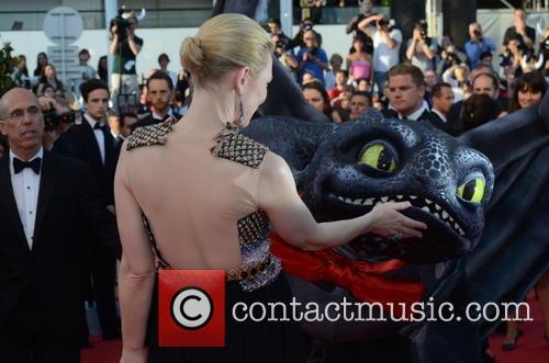 cate blanchett cannes film festival dragon 4198795
