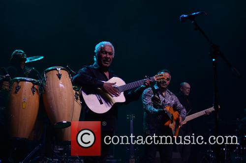 Gipsy Kings, Pablo Reyes and Andre Reyes 5