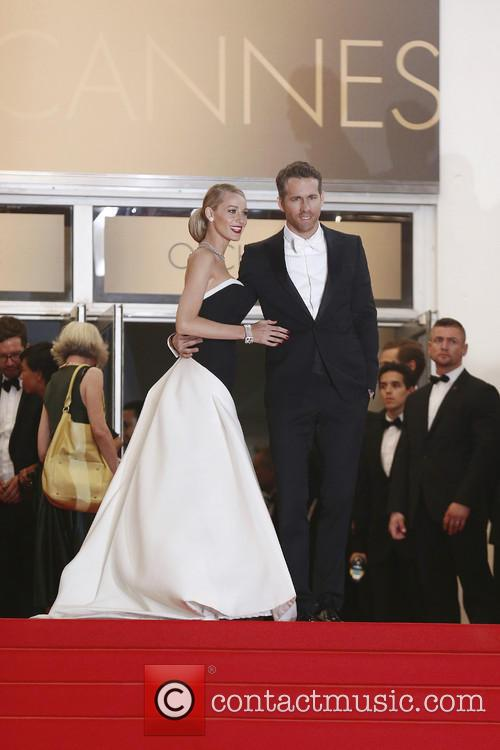Ryan Reynolds Blake Lively Cannes Film Festival