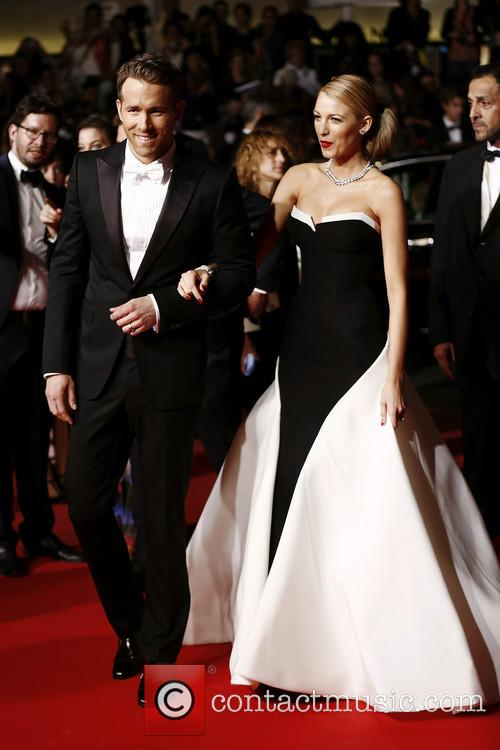 Blake Lively and Ryan Reynolds 8