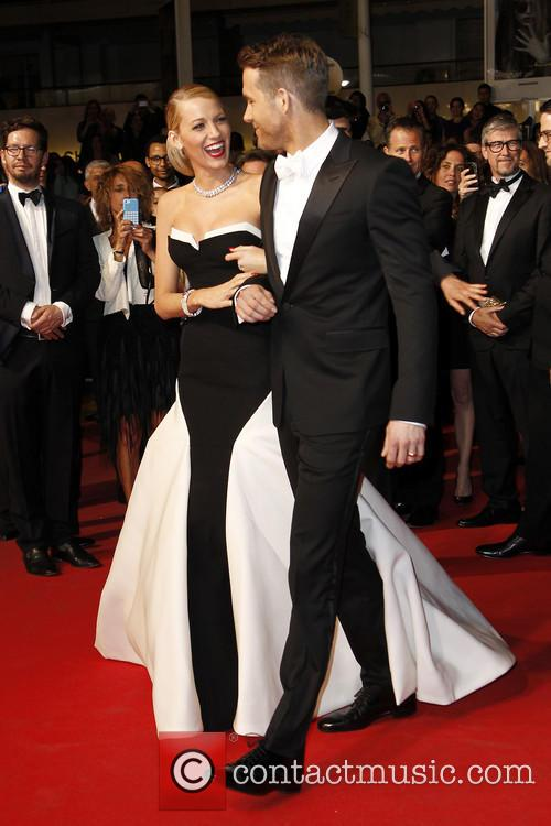 Blake Lively and Ryan Reynolds 9