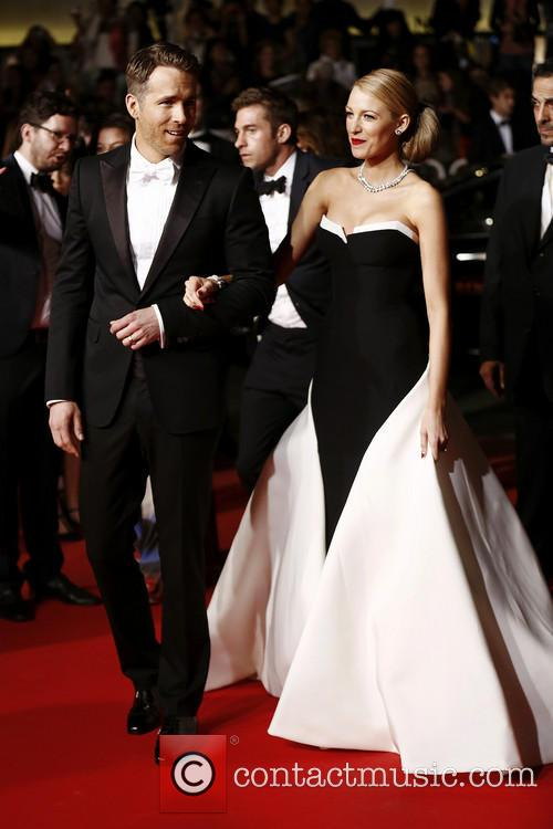 Blake Lively and Ryan Reynolds 10