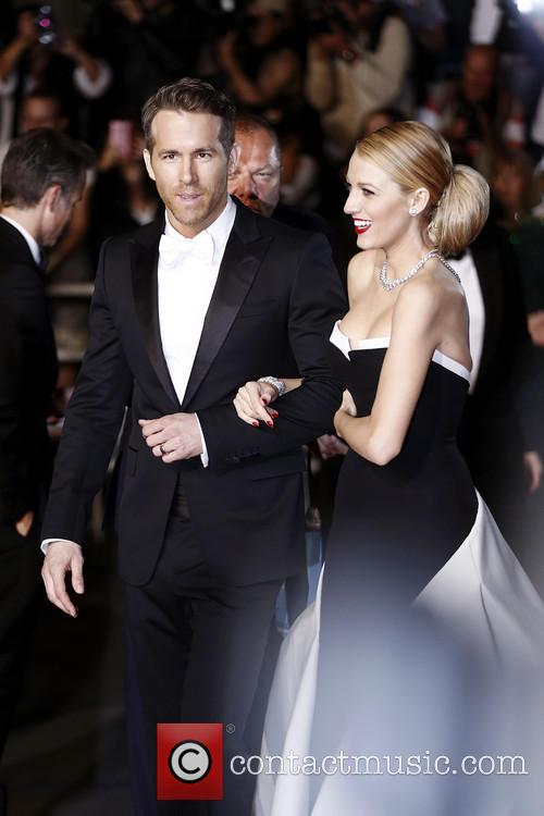 Blake Lively and Ryan Reynolds 12