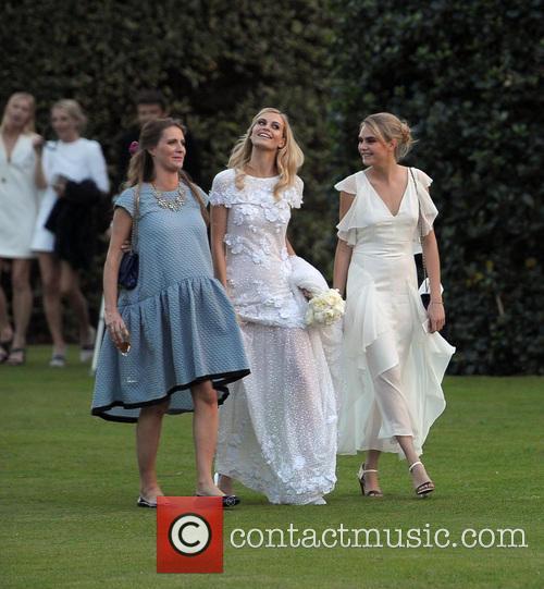 Chloe Delevingne, Poppy Delevingne and Cara Delevingne 6