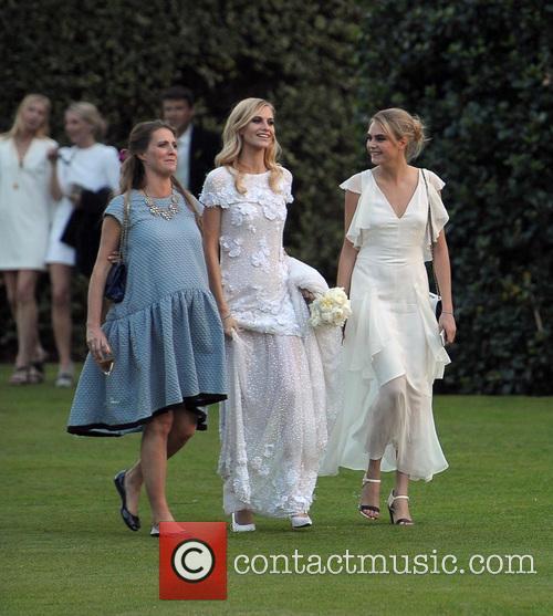 Chloe Delevingne, Poppy Delevingne and Cara Delevingne 10