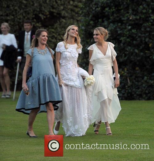 Chloe Delevingne, Poppy Delevingne and Cara Delevingne 11