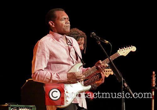 Robert Cray Performing at Manchester Bridgewater Hall