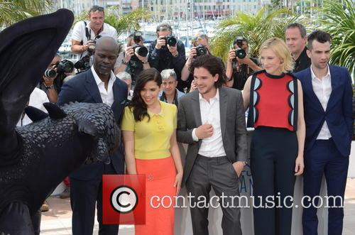 Cannes Film Festival - Dragon 2 - Photocall