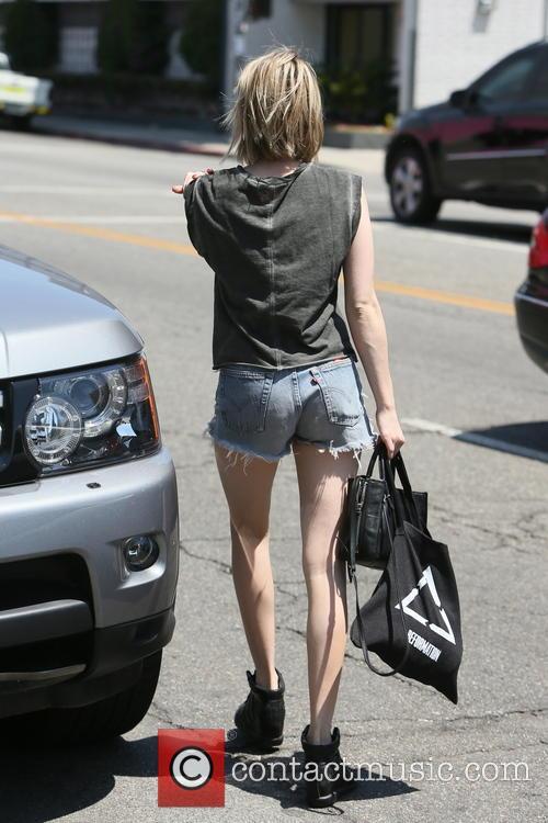 Emma Roberts, West Hollywood