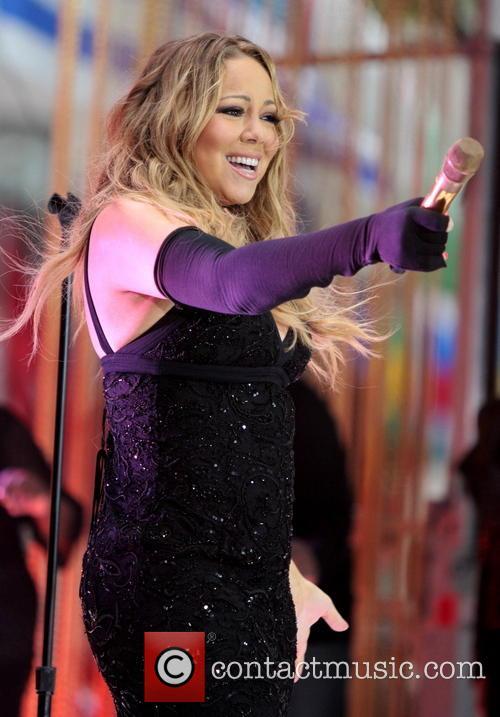 Heidi Klum and Mariah Carey make appearences on...