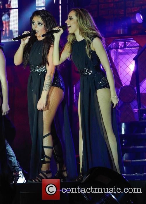 Little Mix, LG Arena