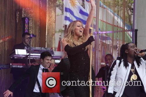 Mariah Carey and Wale 10