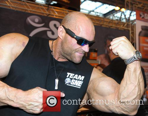 BodyPower Expo 2014 - Inside