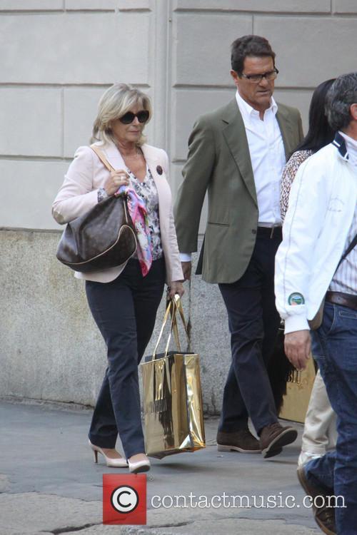 Laura Ghisi and Fabio Capello 3
