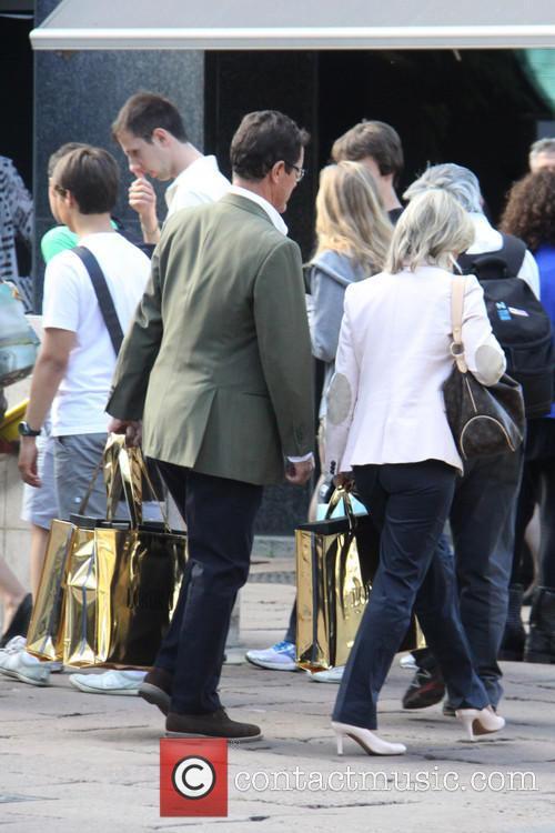 Laura Ghisi and Fabio Capello 11