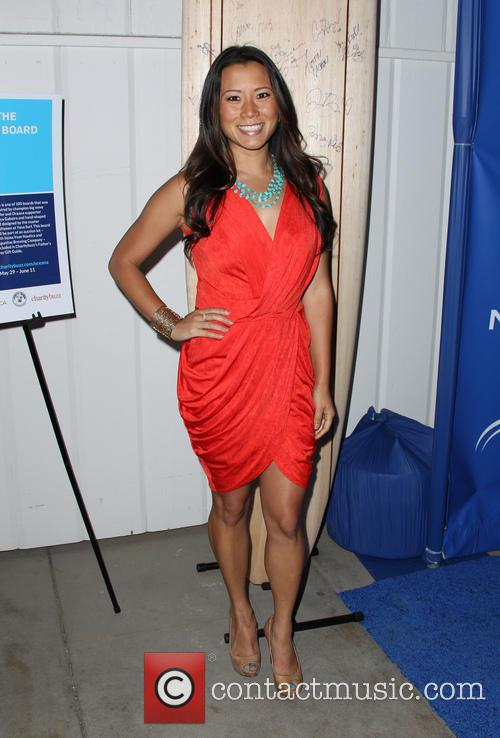 Miranda Cosgrove hosts 2nd Annual Nautica Oceana Beach...