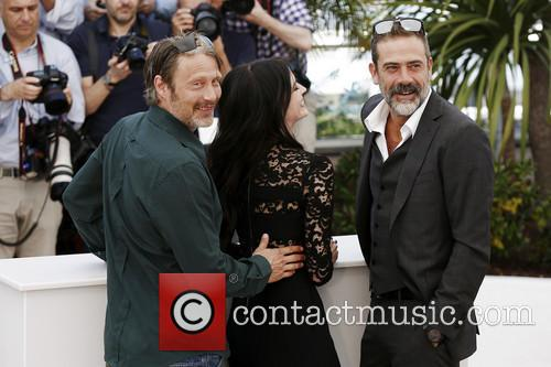 Jeffrey Dean Morgan, Mads Mikkelsen and Eva Green