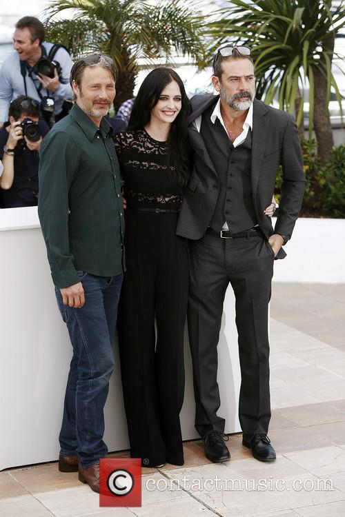 Jeffrey Dean Morgan, Mads Mikkelsen and Eva Green 2