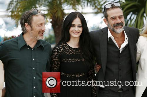 Jeffrey Dean Morgan, Mads Mikkelsen and Eva Green 4