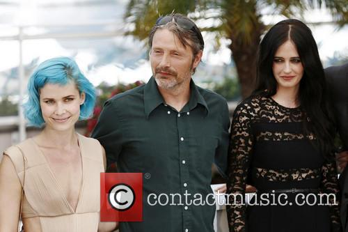 Nanna Oland Fabricius, Mads Mikkelsen and Eva Green 5
