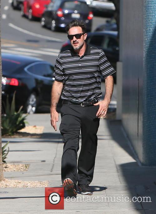 David Arquette, Beverly Hills