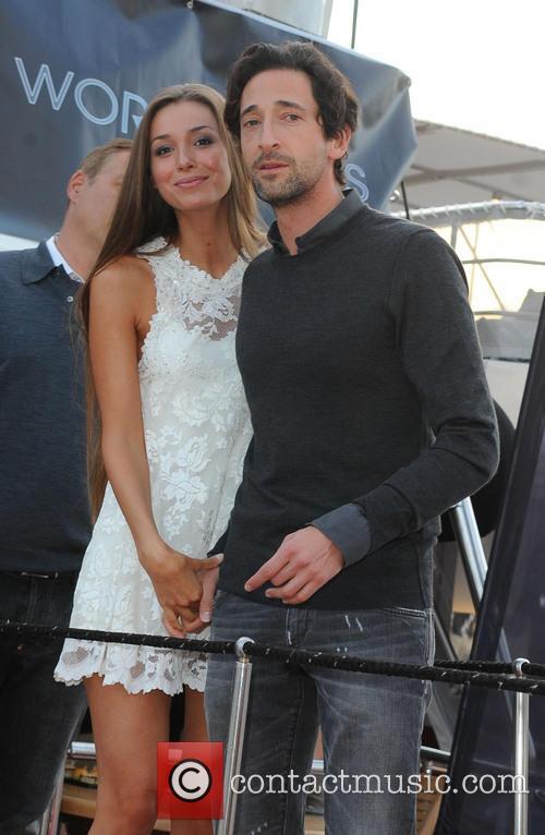 Adrien Brody and Lara Lieto 10