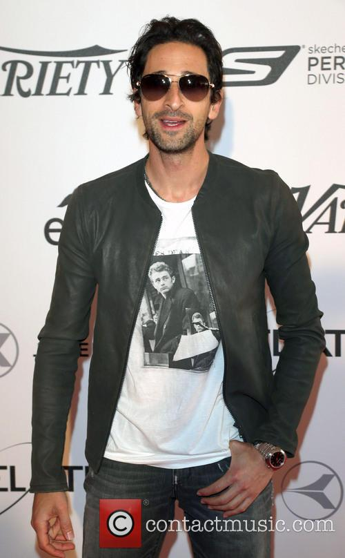 Adrien Brody, Cannes Film Festival