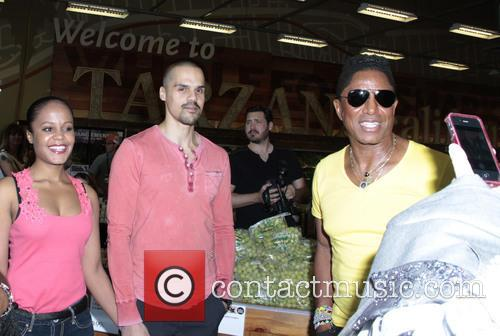 Jermaine Jackson, Nape Singh, Autumn Jackson, Whole Foods Market