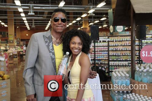 Jermain Jackson at Whole Fooda